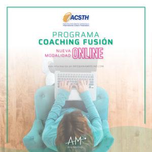 Programa Coaching Fusión ONLINE M2