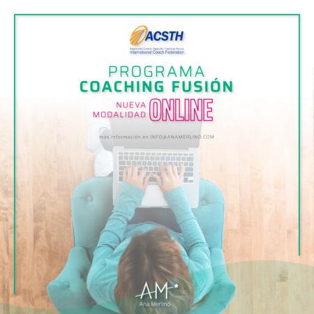 Programa Coaching Fusión ONLINE T