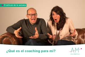 qué es coaching Ana Merlino Coach
