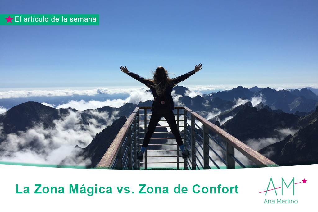 zona mágica Ana Merlino coach