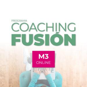 Programa Coaching Fusión ONLINE M3